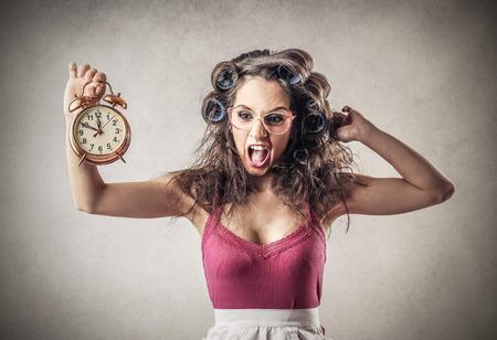 ironic: alarm clock