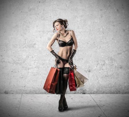 femme sous vetements: mode