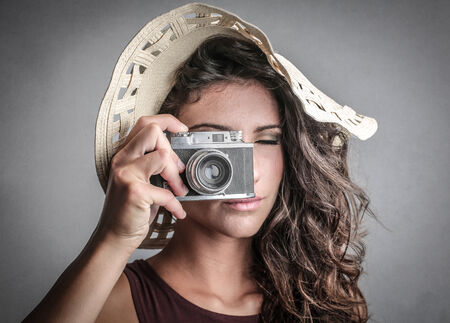 reflex: Taking pictures