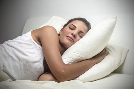 Sleeping well photo