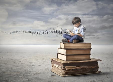 alumno estudiando: Educaci�n