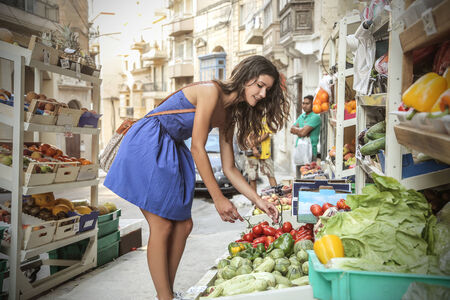 alimentary: Fruit and vegetables