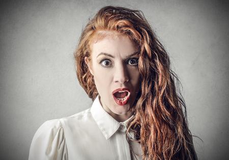 err: Shocked woman