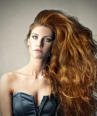 fashion shoot: New hairstyle