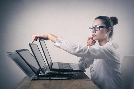 trabajando duro: Trabajando duro
