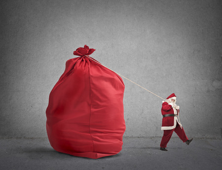 dragging: Too many gifts!