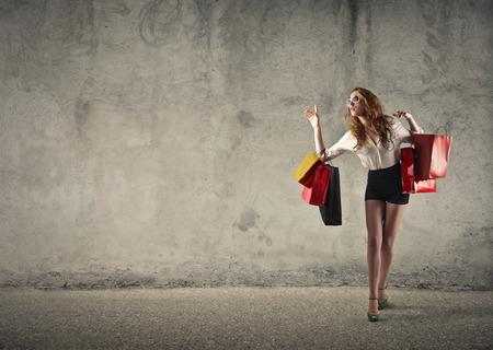 shopping: Bolsas de la compra