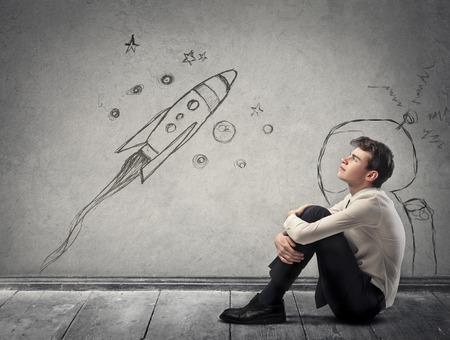 mente: Soñando con el espacio