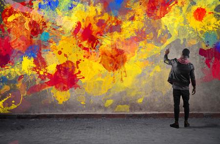 graffiti: Colores
