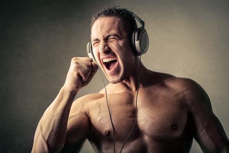 Powerful music