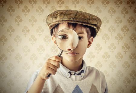Sherlock Holmes Zdjęcie Seryjne