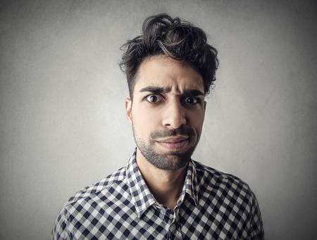 skeptical: Skeptical expression