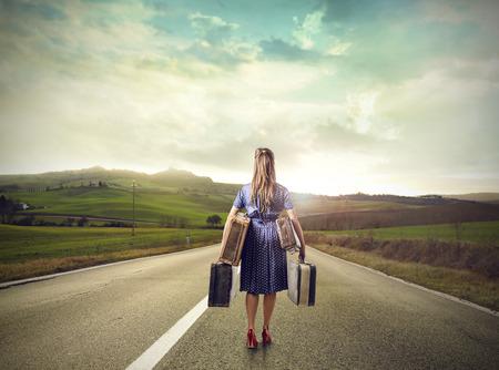 journeys: A long journey