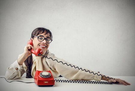 presumption: A pleasant phone call