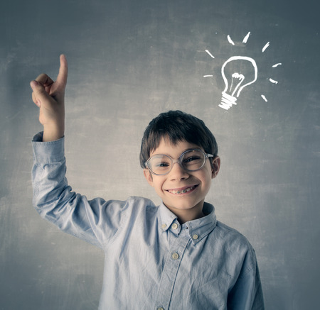 right ideas: Idea Stock Photo