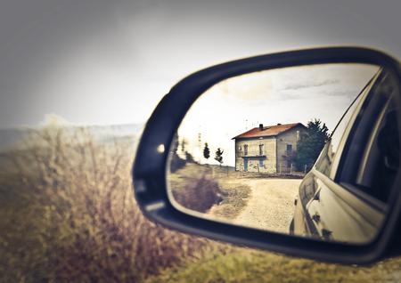 espejo: Falta casa