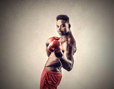 pugilist: Boxeur