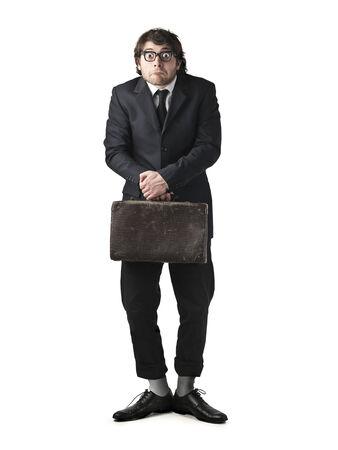 insecure: Nerd employee
