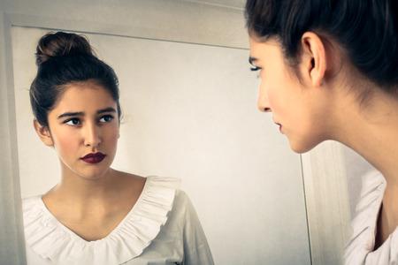 espejo: Retrato