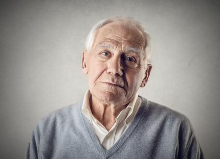 Grandfather Standard-Bild