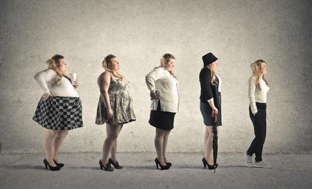 mujer fea: Transformación