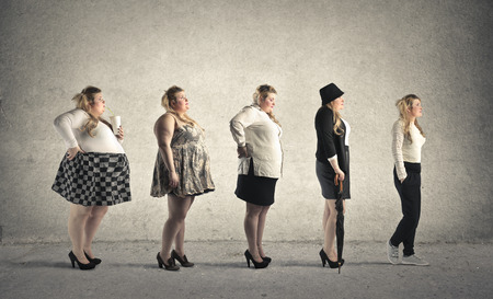 gordos: Transformaci�n