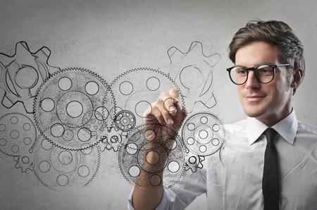 Getriebe und Ideen