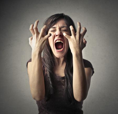 berros: Mujer aterrorizada