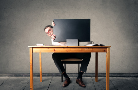 geek: Detr�s de una pantalla gigante