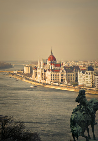 the parliament: The hungarian Parliament