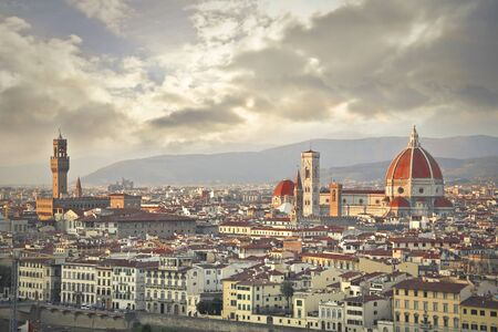 Florence Reklamní fotografie