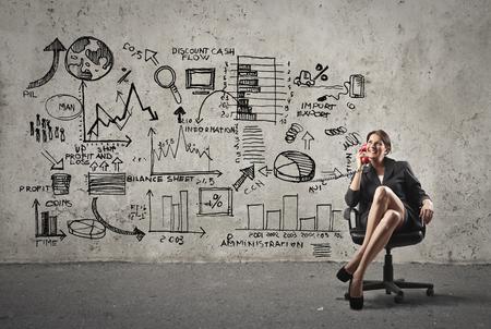 businesswoman: Businesswoman