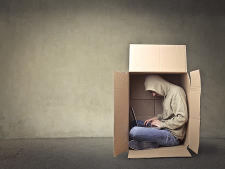 상자 안에