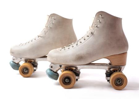 skaters: Pair of skaters