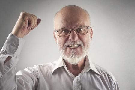 older men: Successful man