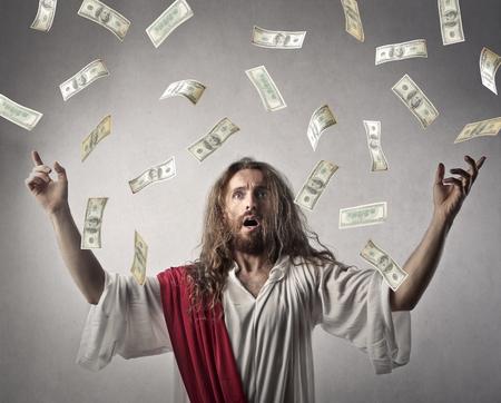 お金を捨ててイエス