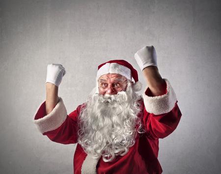 jubilate: Jubilant Santa Claus