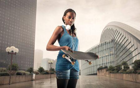 technology career: Urban girl