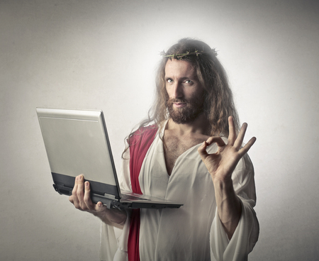 jesus: Technological Jesus