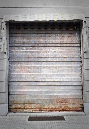 portcullis: Closed shop