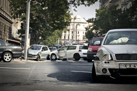 accident: Car crash Editorial