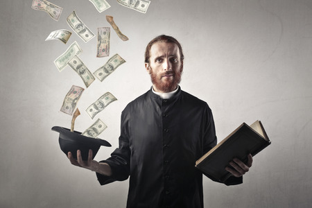 priests: Rich priest