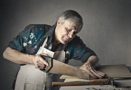craftsmen: Craftsman at work