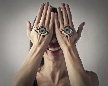 shyness: My new eyes