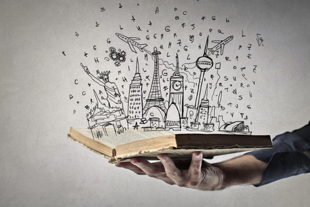 immagination: A whole world in a book