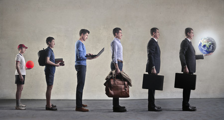 Opgroeien in de zakenwereld