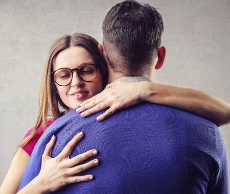 fervor: feeling safe in his arms