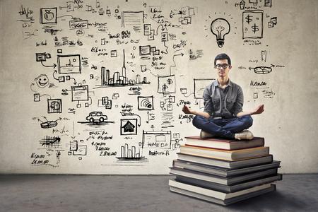 Meditating on business