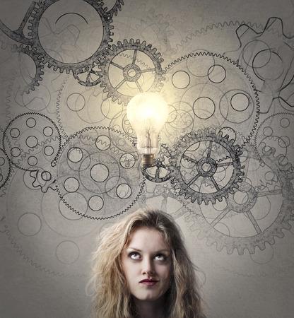 ideas: A creative idea