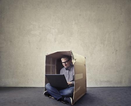 Browsing in a big box
